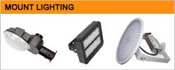 LED Mount Lights