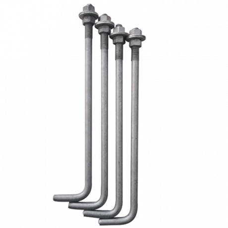 Anchor bolts for light post