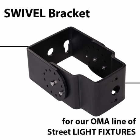 Wall Mount bracket for OMA-GWE/GNE Series