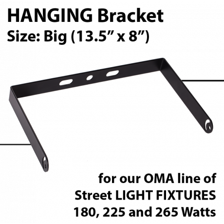 Hanging bracket for OMA-GWE/GNE Series. Size Big