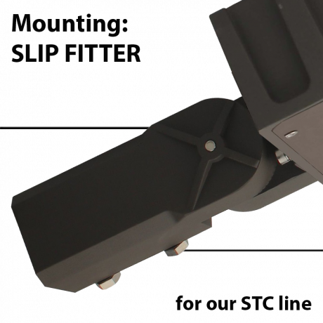 Mounting: Slip Fitter for STC series