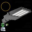 300W LED Shoebox / Street Light / Pole mount fixture 36000 Lumens 5000K UL IP65