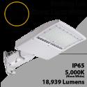 Street Light White fixture 150W 18939Lm 5000K UL IP65 DLC
