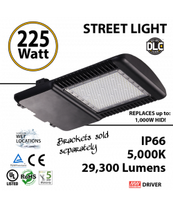 225 Watt LED 1000w Halogen Replacement 29300Lm Hid or hps lamps
