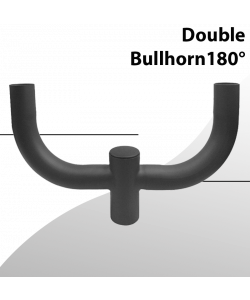 Bullhorn double 180 degree