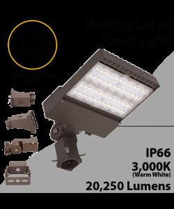 LED Street Light 150W 20250LM 3000K