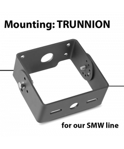 Mounting: TRUNNION for SMW series