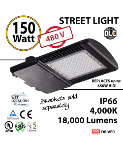 Replace a 700W HId with this 150w LED Corn Light Bulb 18000Lm 480v