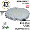 1500 Watt hid Replacement for this 370W LED retrofit kit 6000K