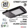 265 Watt LED 1200w Halogen Replacement 34000Lm