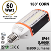 Metal Halide Led Replacement 60W equal up to 250W - BEN-GPC-60880-50