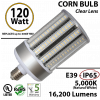 LED Corn Bulb light 120W 16200Lm 5000K IP65