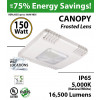 Gas Station Canopy Light 150W 5000K