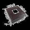 Square post base cover dimensions