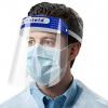 face shield medical man