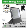 150 Watt LED floodlight 19500Lm 700w Equivalent 5000K DLC UL