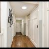 Hallway illumination