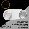 LED Emergency Light with battery backup 2.5 Watt 90 Minutes