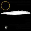 LED Panel Light 2x4 30 35 40 or 50W 6620Lm 3000K 3500K 4000K 5000K