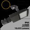 LED Street Light parking lot light 150W 18635Lm 4000K UL IP65 DLC