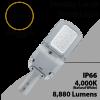 LED Street Light 60W 8880Lm 4000K UL IP66 IK09