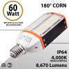 Metal Halide Led Replacement 4000K 60W equal up to 250W