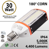 Metal Halide Led Replacement 30W equal up to 150W