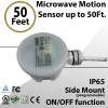 Microwave Motion Sensor For Side Attachment Series