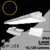 High Bay LED Light 2Ft. 120W 16120 Lumens 5000K UL DLC