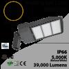 300 Watt LED Pole Head 39000Lm equal 1400W MH