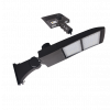 100W LED Shoebox Street Light fixture 13018Lm 5000K UL IP67 DLC