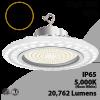 UFO LED Light 150W White Dimmable 20762Lm 5000K ETL DLC