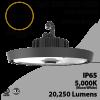 UFO Light LED High Bay 150W Motion Sensor Ready 20250Lm 5000K