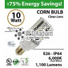 10 watt LED corn cob light replacement for 150w incandescent lamp