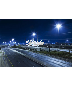 180W LED Street Light Cobra: 25400Lm 5000K DLC IP66