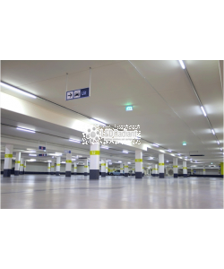 18W LED Tube 1 Side 4ft PC 5000K 1800 Lm Non-Dimmable Clear