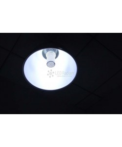 100W, LED Bulb Lamp, 13000Lm, 4000K, IP40, E39, UL.