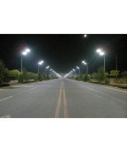 100W LED Shoebox / Street Light / Pole mount fixture 11100 Lumens 5000K UL IP65
