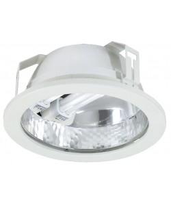 10W PL LED Bulb lamp 1000Lm 2700K Edison IP40 UL. Direct Line (Remove Ballast)