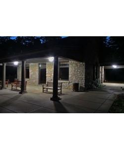 LED Garage Light with Motion Sensor | 40W 5000K 5875 Lumens