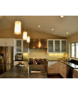 """Recessed Lighting can less LED Panel 6"""" 12W square 5000K"""