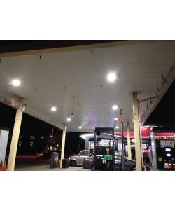 LED Canopy Light for Gas Station | 150W 19974 Lumens 5000K