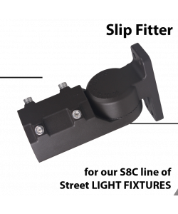 Mounting:Slip Fitter  arm for S8C series