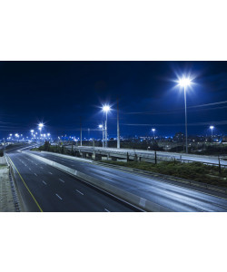 180W LED Street Light Cobra: 25800Lm 5700K UL IP66