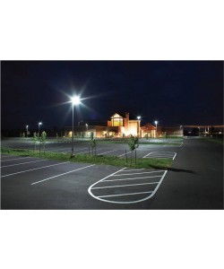 LED Street Light parking lot light 150W 18635Lm 4000K UL IP65 DLC