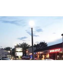 Top Post Light 60W LED 8001 Lumen 5000K