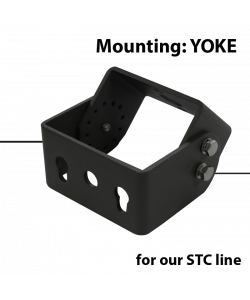 Mounting: Yoke for STC series