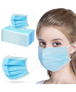 Face Mask against the spread of COVID-19 (coronavirus) box of 50