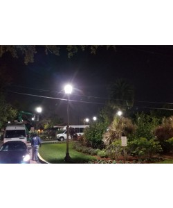 Metal Halide LED Retrofit 120W 480V Mogul Base ETL