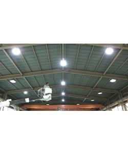 UFO Light LED High Bay 240W Optional Motion Sensor 34242Lm 5000K UL & DLC